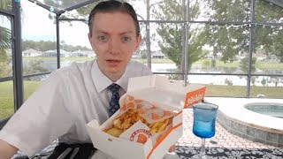 Popeyes Voodoo Chicken Tenders (Not To Be Confused With Doughnuts)