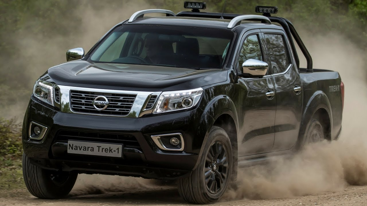 2017 nissan navara off road youtube. Black Bedroom Furniture Sets. Home Design Ideas