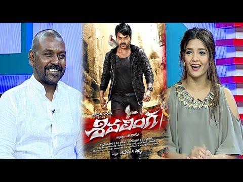 Raghava Lawrence & Rithika Singh Exclusive Interview On Shivalinga Movie | TV5 News