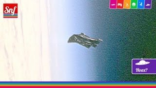 NASA Space Shuttle STS-88 mission, Black Knight UFO (1998)