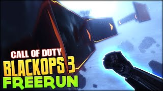 EPIC PARKOUR MASTER! CALL OF DUTY FREERUN!! Call of duty Black Ops 3 Parkour! (All Courses Cleared)