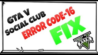 Gta Social Club Error Code