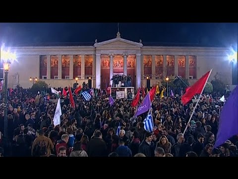 Anti-Austerity Syriza Party Sweeps To Power In Greece