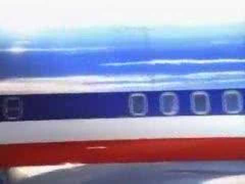 American Airlines Post 9-11 Ad Campaign (Part 1)