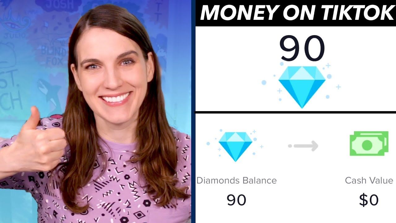 What Are Tiktok Gifts Diamonds And Coins
