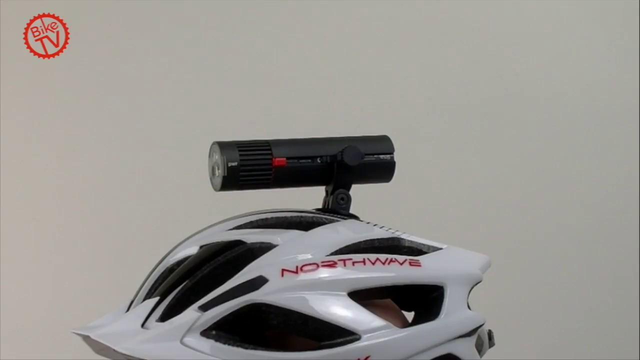 Knog PWR Bike Helmet//GoPro Light Mount