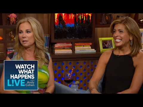 Kathie Lee Gifford and Hoda Kotb Spill the Tea on Each Other | #WCW | WWHL
