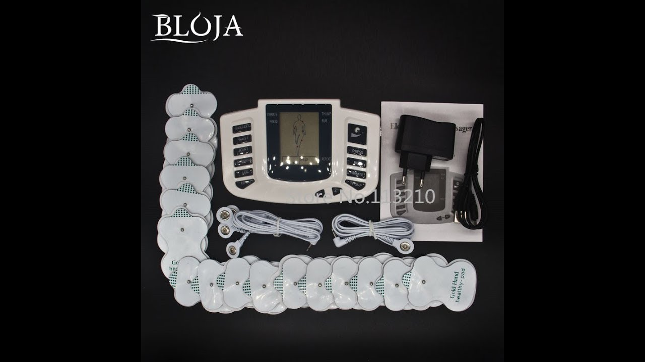 Jr309 Электрический миостимулятор c Aliexpress | пояс для похудения живота электрический фото