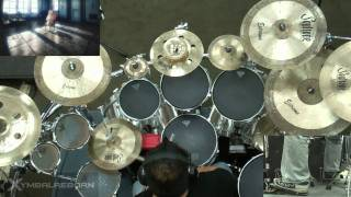 Highschool of the Dead 学園黙示録 H.O.T.D. Anime Theme Drum Cover by Myron Carlos