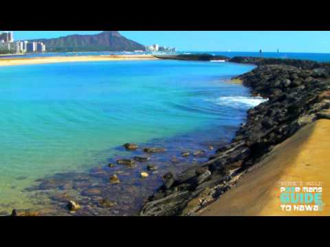 "ALA MOANA BEACH PARK and MAGIC ISLAND HD ""Waydes World Hawaii"""
