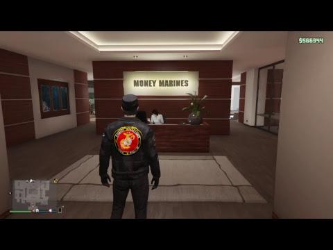 GTA 5 MONEY MARINES MAGTF