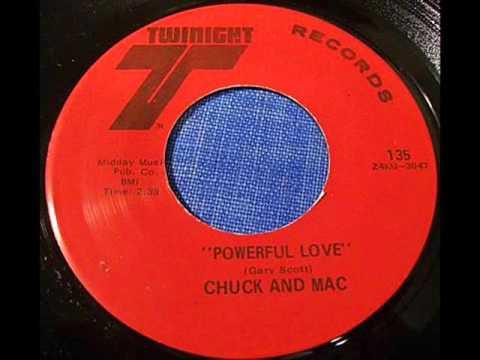 Chuck & Mac - Powerful Love