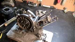 Changing the upper Wrist Pin Pearing on your Motorized bicycle engine