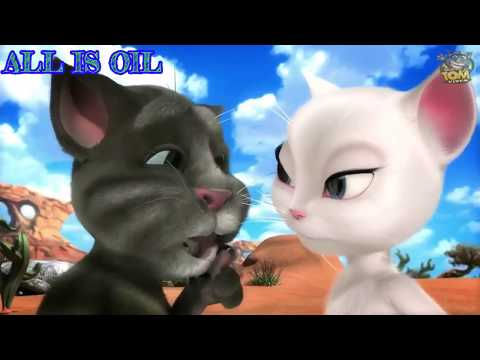 Tolking tom and angela love funny BIRAL song