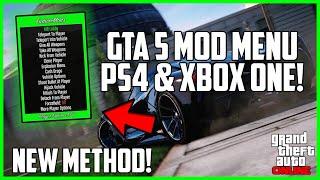 GTA 5: How To Install Mod Menu On Xbox One & PS4! (No Jailbreak!) | NEW 2019!