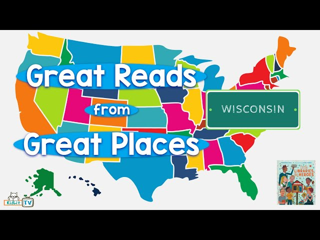 Great Reads from Great Places Miranda Paul's LITTLE LIBRARIES BIG HEROES Wisconsin