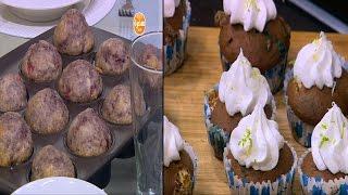 مافن بالقرع العسلي والشيكولاتة - مافن بالزبادي والفراولة  | أميرة في المطبخ حلقة كاملة