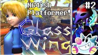 Glass Wing (2) | N64-style horror/platformer!