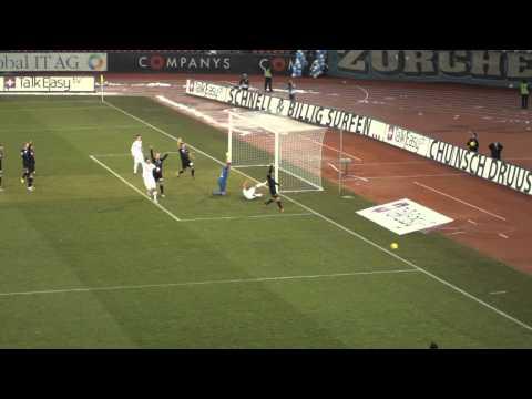 Reporteje del FC Zurich del dominico-suizo Heinz Barmettler
