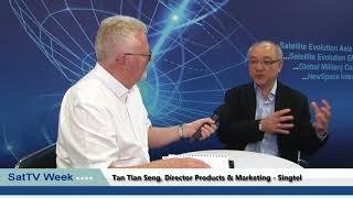 SatTV talks to Singtel