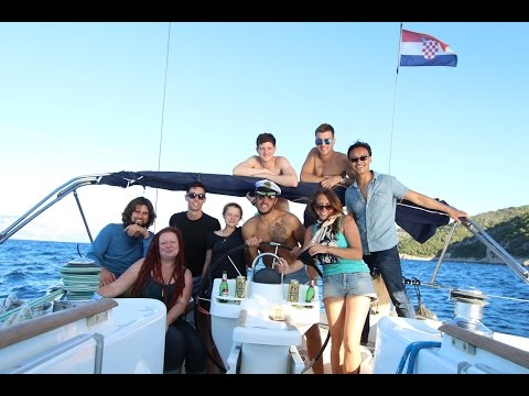The Balkan Yacht Adventure, Croatia