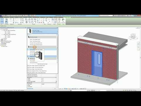 OX University - Working with Families in Revit