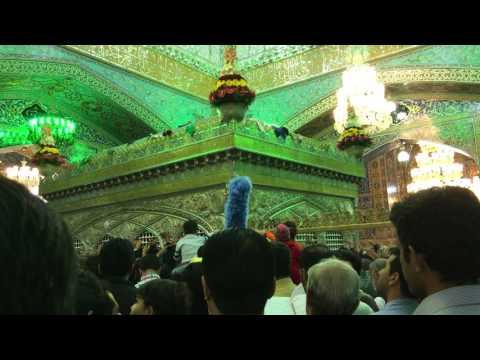 iPhone 6s Plus 4K footage of Imam Reza Holy Shrine, Mashhad, Iran