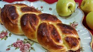 Яблочный пирог, который тает во рту - Ани Кухня!