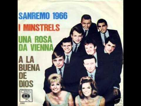 I Minstrels   A La Buena De Dios  Gualtiero  Malgoni B  Pallesi  Festival Di Sanremo 1966