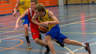 River Trotters Heren 1 vs Virtus