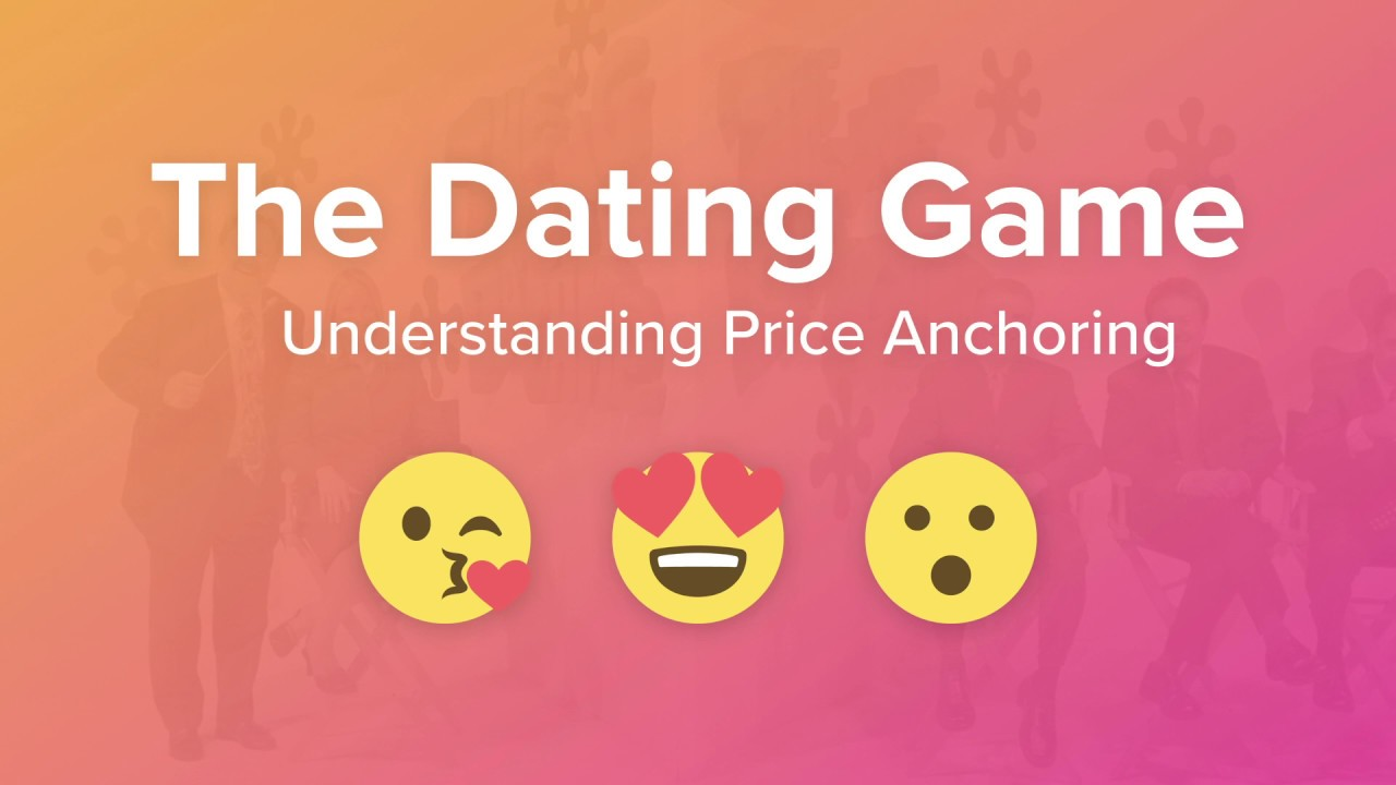 Understanding dating game