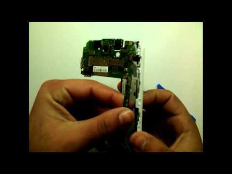 Cambio de Pantalla (Display + LCD) ZTE BLADE Q MAXI - ORANGE REYO - PARTE 2