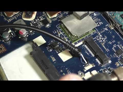Диагностика ноутбука с помощью компьютера, самодельная посткарта для платформы Compal Acer Post Cod