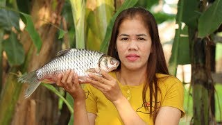 Asian Food, Amazing Cooking Fish Delicious Recipe -  Cook Fish Recipes -  Village Food Factory