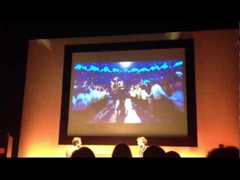 #LDF12 - Global Design Forum // Thomas Heatherwick - London Design Festival - PART 1