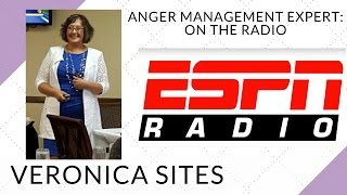 Expert on Anger Management | Veronica Sites