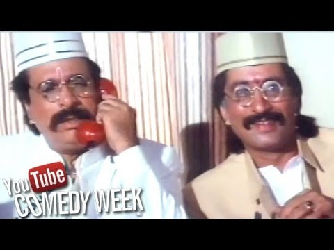 Comedy Scenes of Kadar Khan, Shakti Kapoor Jukebox - 1 Comedy Week