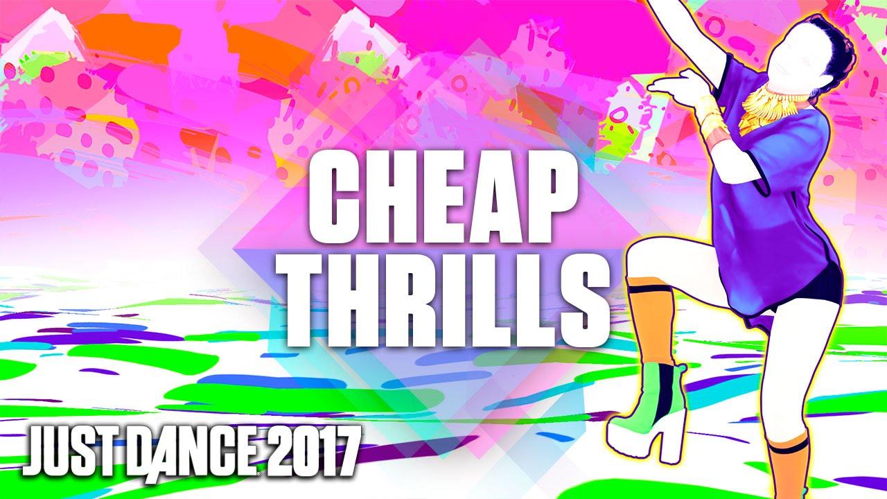 Just Dance 2017: Cheap Thrills by Sia Ft. Sean Paul