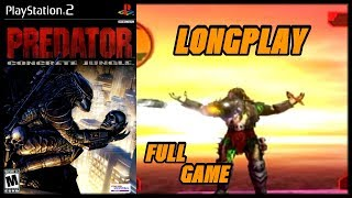 Predator: Concrete Jungle - Longplay Full Game Walkthrough (No Commentary) (Ps2, Xbox)