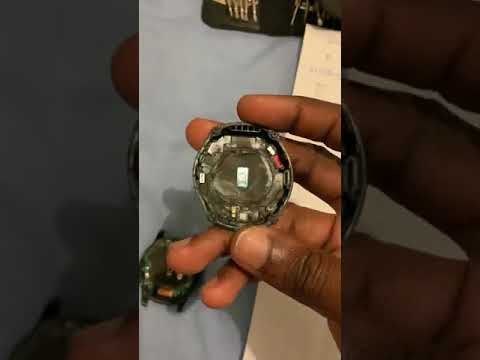 "I repaired my ""Water damaged"" Samsung Gear S3 Frontier"
