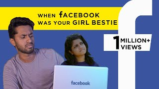 When Facebook was your Girl Bestie | English Subtitles | Awesome Machi