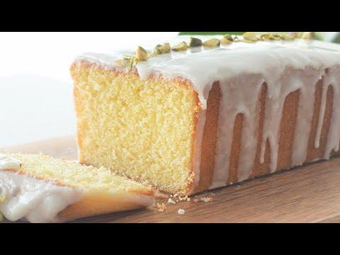 Lemon Pound Cake - B nh Chanh