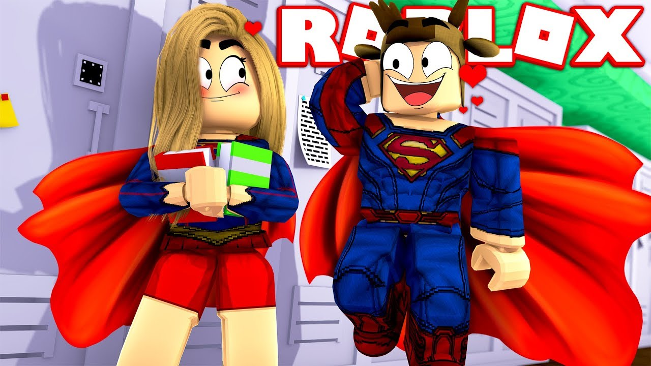Download ROBLOX SUPERHERO HIGH SCHOOL! (Roblox High School Simulator)