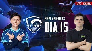 [ES] PMPL Americas Dia 15 | PUBG MOBILE Pro League 2020 - Temporada 1