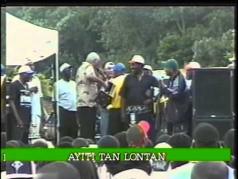 MICHEL MARTELLY ORGANIZATION PROMOTIONAL ARTIST AND HAITIAN CULTURE ( OPAHC ) AYITI TAN LONTAN
