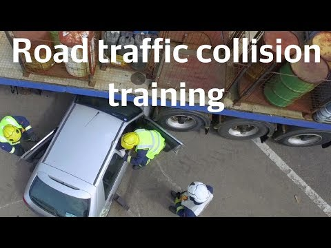 Road Traffic Collision Training- Securitas UK Fire & Emergency Specialist Services