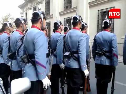 Ejercito de Chile - Chilenische-preußische Armee 2012-Apr-16