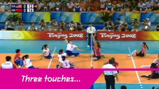 Sitting Volleyball at the London 2012 Paralympic Games