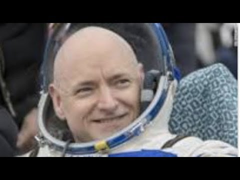 """Breaking: """"NASA Astronaut Scott Kelly """"DNA Changed"""" (Space Genes Different Than His Twin's DNA)"""