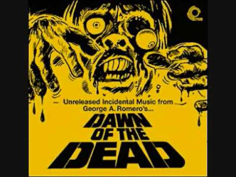 01 The Gonk - Dawn of the Dead (1978) Unreleased Incidental Music